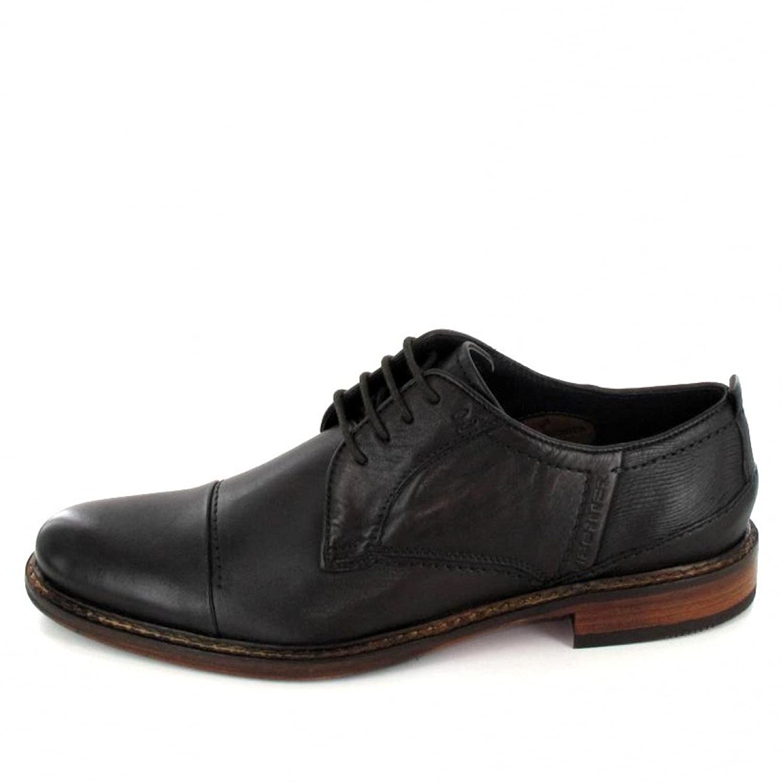 Daniel Hechter 811-39001-1100-6400, Chaussures de ville à lacets pour homme - marron - marron,