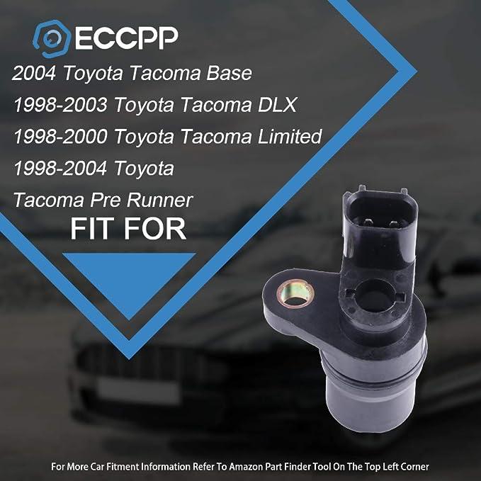 2000 2001 2002 2003 2004 2005 2006 Toyota Tundra ALS1249 ROADFAR 1 x Rear Right ABS Wheel Speed Sensor Fit for 1998 1999 2000 2001 2002 2003 2004 Toyota Tacoma