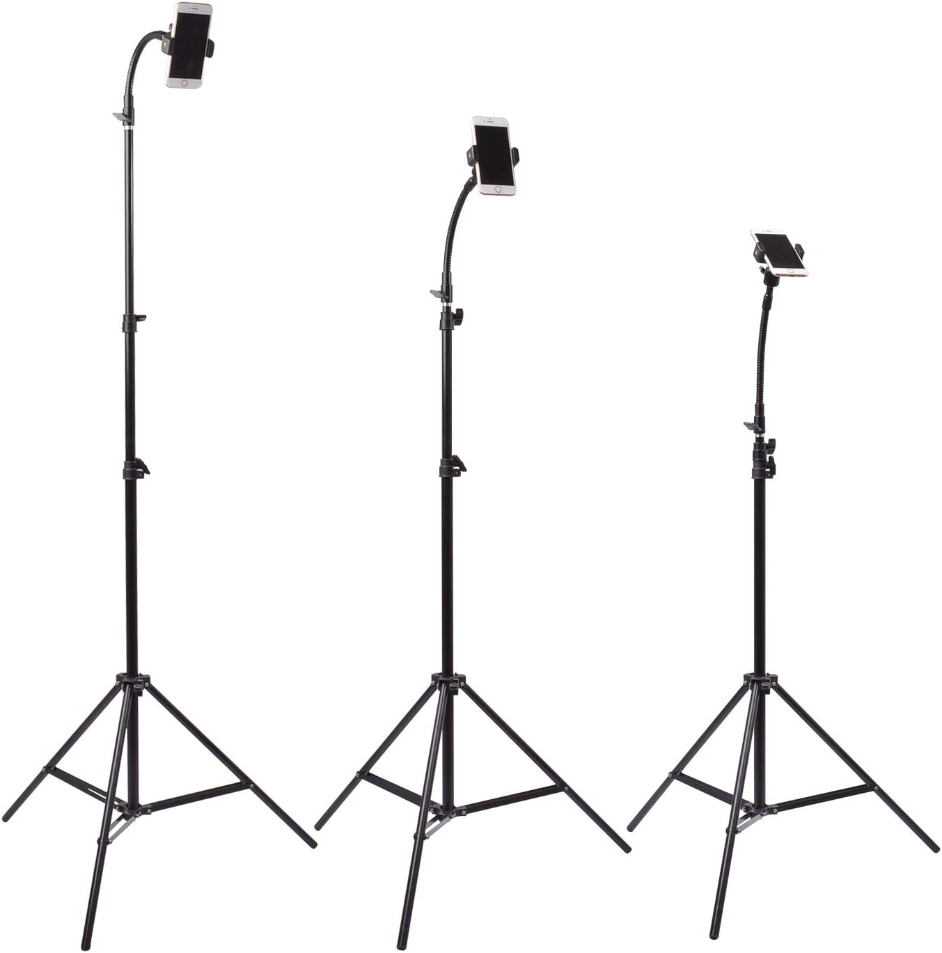Riqiorod Lichtständer 5 5 Fuß Fotografie Stativ Stativ Kamera