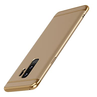 Amazon.com: uniya Galaxy S9 Plus funda, a prueba de golpes ...