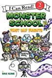 Monster School: First Day Frights (I Can Read Level 2)