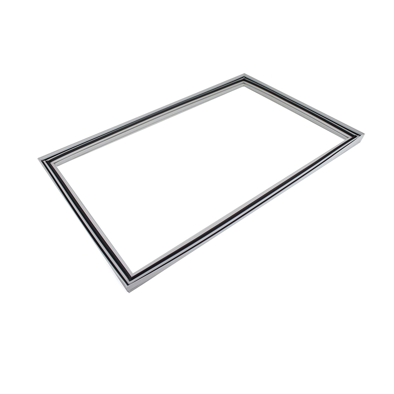 Freezer Door Gasket for General Electric. Hotpoint. WR24X10050. WR24X10228