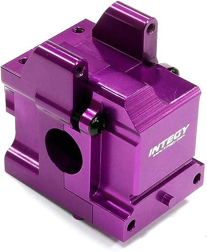 Integy RC Model Hop-ups T8681PURPLE Billet Machined Gear Box for HPI Ken Block WR8 Flux /& WR8 3.0