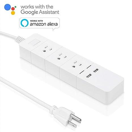 Review Meross WiFi Smart Power