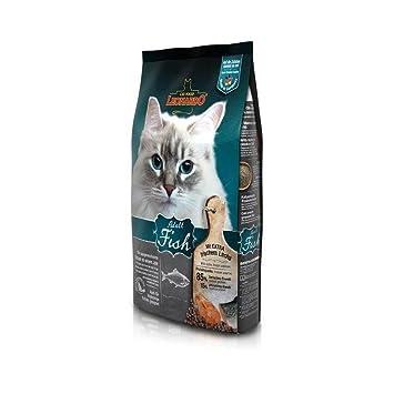 LEONARDO En el adulto Pescados 2kg alimentos secos para gatos adultos artículos para mascotas: Amazon.es: Productos para mascotas