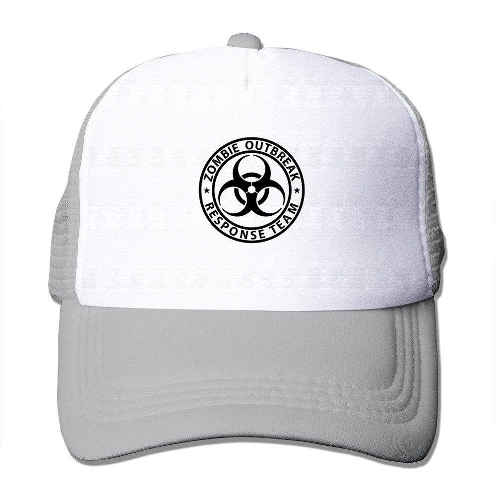 MINUCM Plague Inc Video Game Zombie Outbreak Response Biohazard Snapback Hat