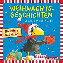 Weihnachtsgeschichten vom kleinen Raben Socke Hörspiel von Nele Moost, Annet Rudolph Gesprochen von: Jan Delay