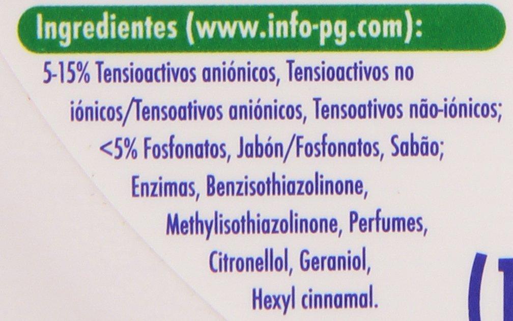 Ariel Sensaciones Detergente Líquido - 27 Lavados: Amazon.es ...