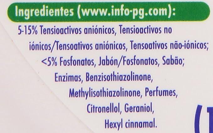 Ariel Sensaciones Detergente Líquido - 27 Lavados: Amazon.es: Amazon ...