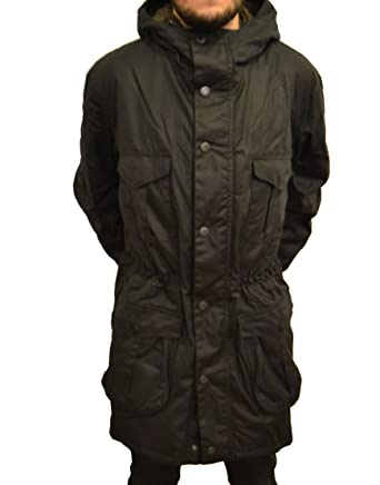 Barbour jacke camouflage