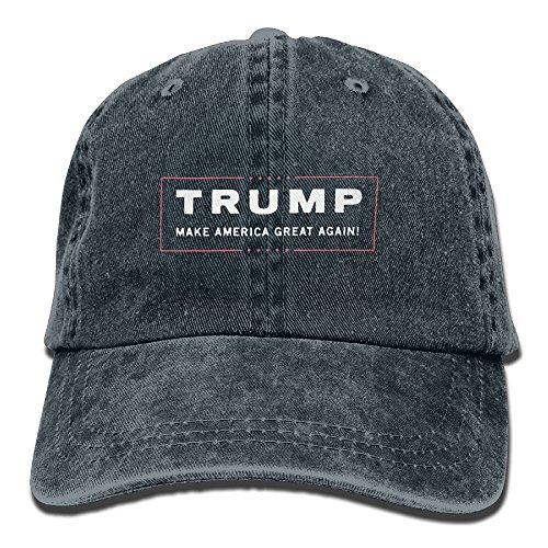 10c9bcac502 Cowboy Hat Cap For Men Women Quzim Trump Campaign Slogan at Amazon Men s  Clothing store