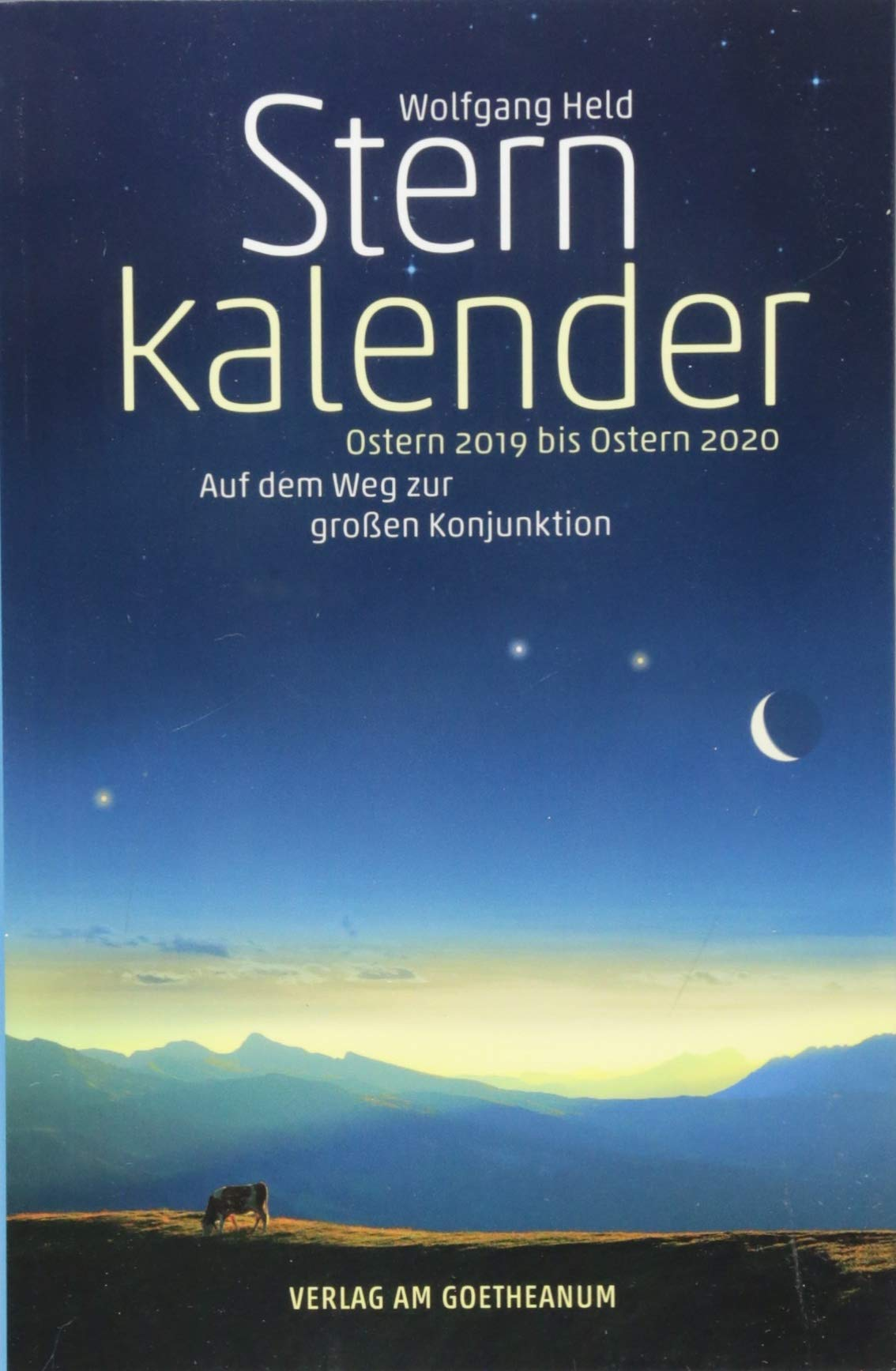 Sternkalender Ostern 2019 Bis Ostern 2020 9783723516102 Amazoncom