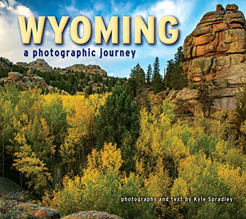 Travel to Wyoming for an incredible tour of stunning wilderness, historic sites, and western culture. Proudly showcasing what makes the Cowboy State so special, Wyoming: A Photographic Journey is brimming with striking photographs of wide-open ski...