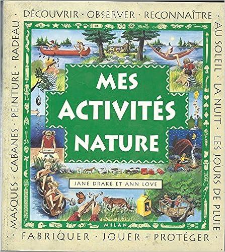 Téléchargement Mes activités nature epub, pdf