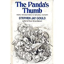 The Panda's Thumb: More Reflections in Natural History