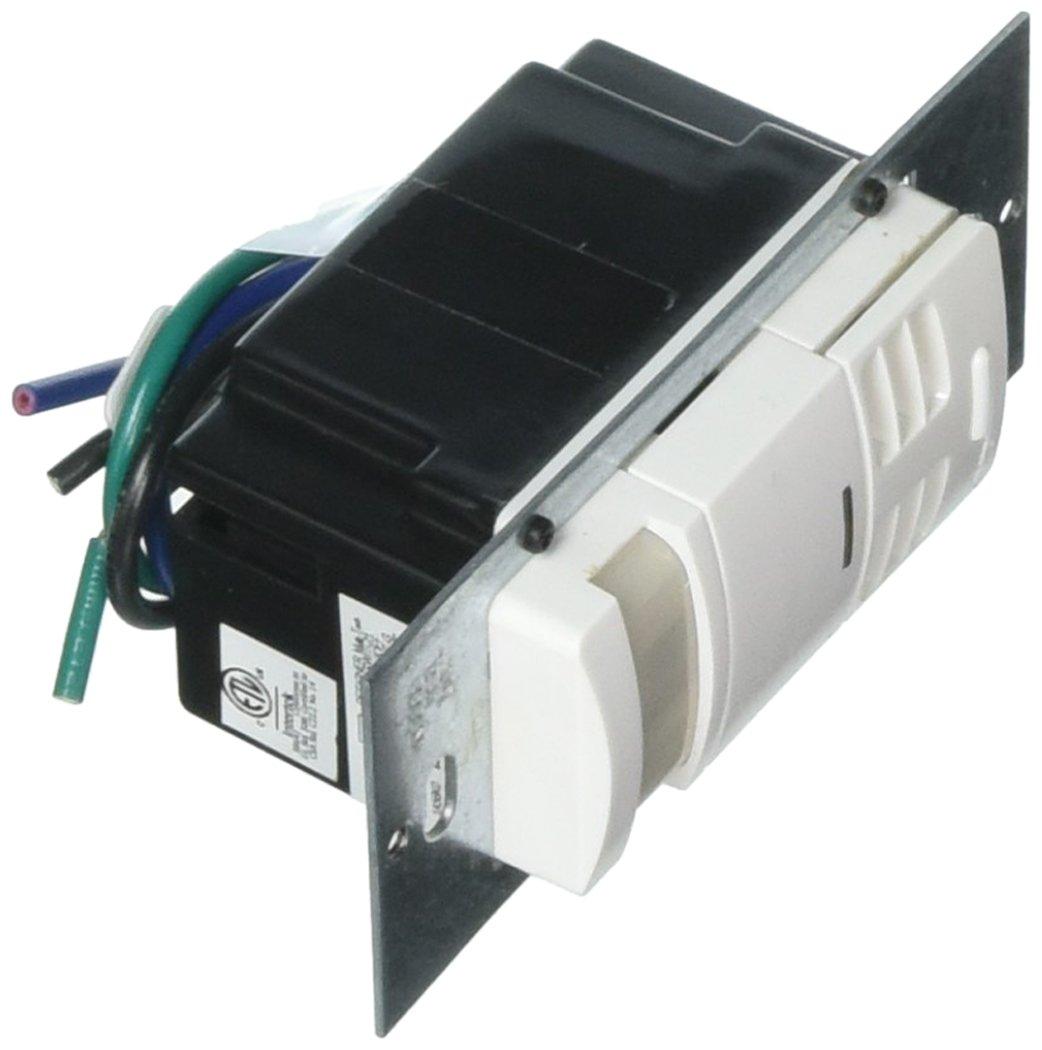 Leviton OSSMT-GQW Decora Multi Technology Wall Switch Occupancy Sensor, White