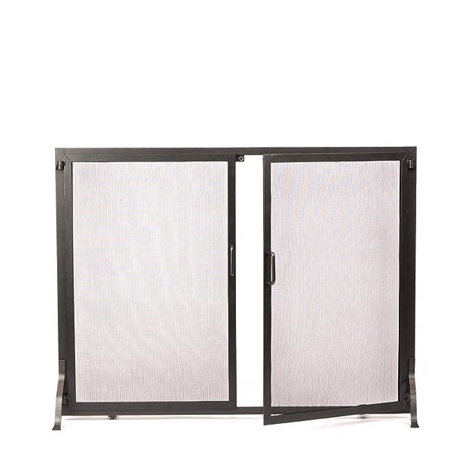 Amazon.com: Minuteman International S 63L Classic Screen With Doors Large:  Home U0026 Kitchen