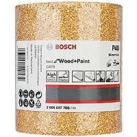 Bosch 2 608 607 706 - Rodillo lijador (93 mm, 5 m, 40)