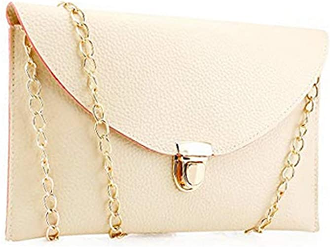 Fashion Women Chain Satchel Handbag Shoulder Satchel Messenger Bag Cross Body