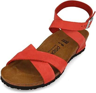 Birkenstock Papillio by Lola Nu Coral: : Chaussures