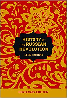 Book History of the Russian Revolution