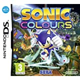 Sonic Colours (Nintendo DS) (UK)