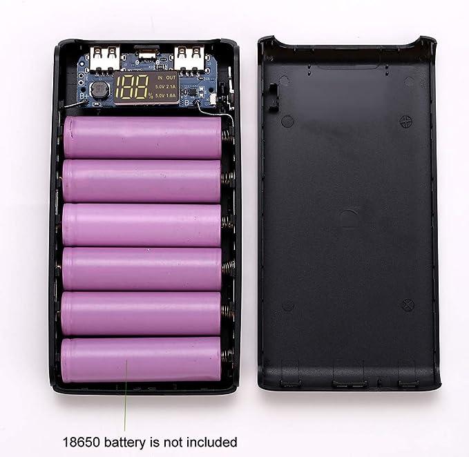 Amazon.com: Vegan - Cargador de batería para teléfono móvil ...