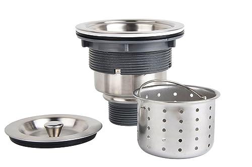 KONE Garbage G231 3-1/2-inch Kitchen Sink Strainer