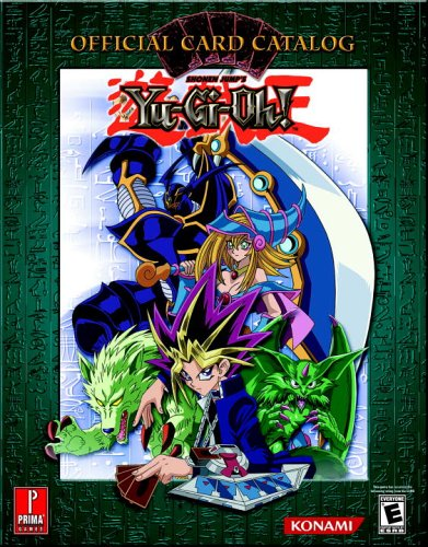 Yu-Gi-Oh! Official Card Catalog (Prima Official Card Catalog) (Yu Gi Oh Cards Guide)
