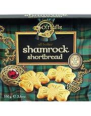 O'Neill's Shamrock Shaped Shortbread 160G