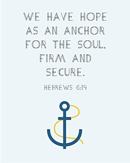 Image result for we have this hope as an anchor