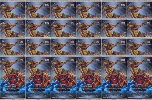 Chaotic Dawn of PERIM Secrets Trading Card Game Booster - 24 Pack LOT (9 Cards/Pack)