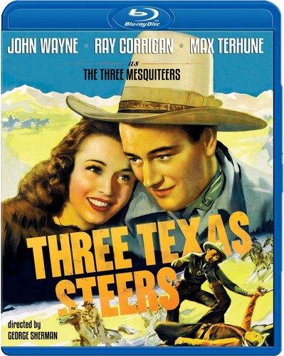 Three Texas Steers / [Blu-ray]