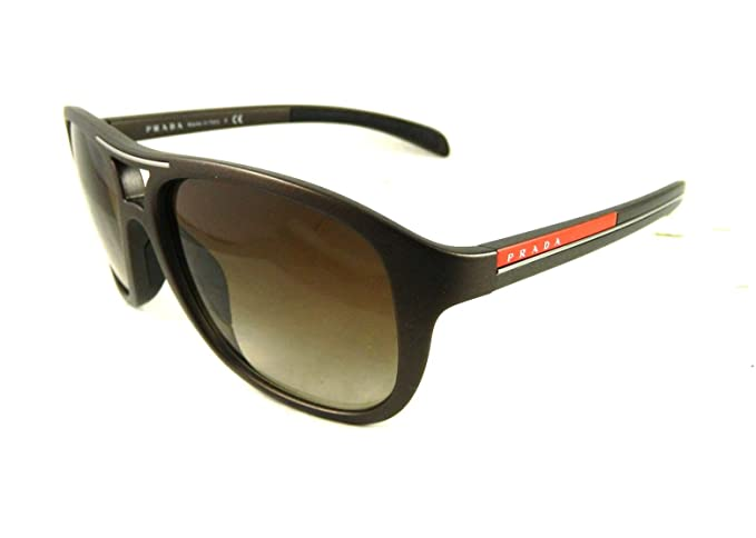 68333b12d408 PRADA SPORT Sunglasses SPS 06IS 7Y2-6S1  Amazon.co.uk  Clothing