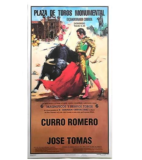 Carteles Taurinos - Capote: Amazon.es: Hogar
