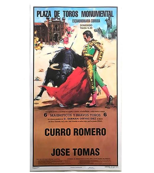 Carteles Taurinos - Morante - El Juli: Amazon.es: Hogar