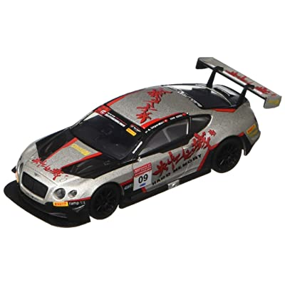 Diecast 1:64 - Bentley Continental Gt3 N°09 China Gt Championship 2020 Y106 by Spark Models: Toys & Games