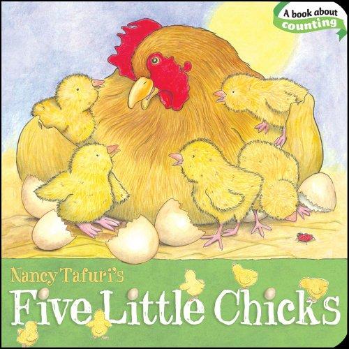 Five Little Chicks (Classic Board Books)