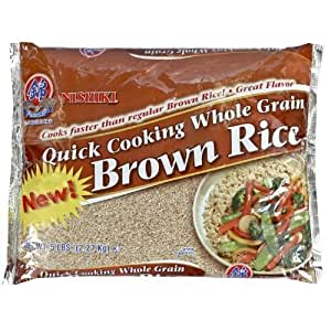Amazon.com : Nishiki Brown Rice - 12 Packages (32 oz ea