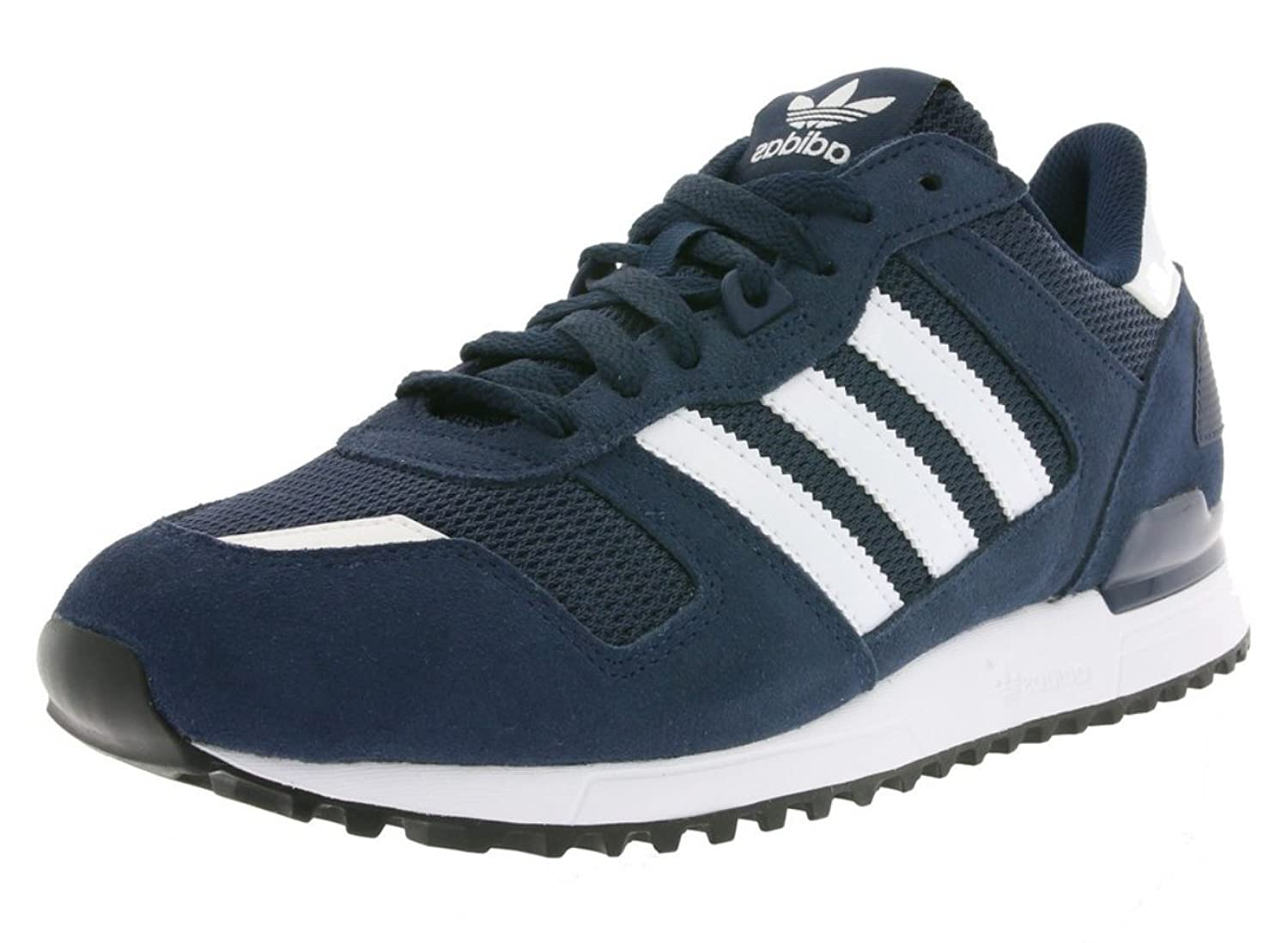 6ef1a55f3fb6 ... promo code for 70off adidas zx700 zx 700 originals mens running shoe  navy white s76176 d411b