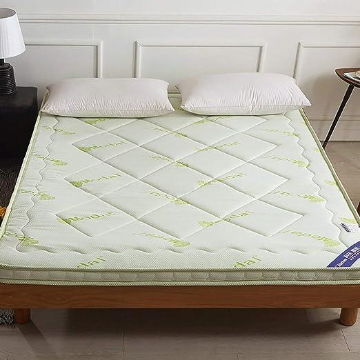 Colchón de Dormitorio Funda de colchón de espuma viscoelástica ...