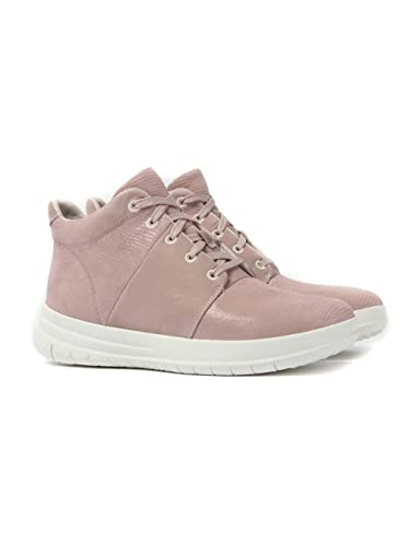 34caadc27712 Fitflop Women s Sporty-Pop X Lizard Print High-Top Sneakers - Nude Pink