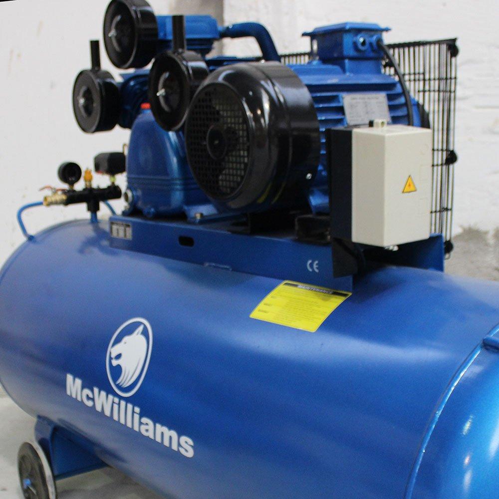 Compresor de aire con depósito de 500 litros y motor de 5.5 caballos de fuerza: Amazon.es: Bricolaje y herramientas