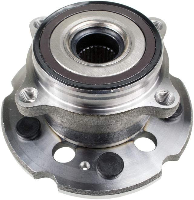 With Two Years Warranty Package Includes One Bearing Rear Wheel Bearing and Hub Assembly for 2012 Acura MDX