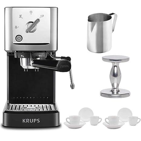 Amazon Com Krups Xp344c51 Calvi Steam And Pump Compact