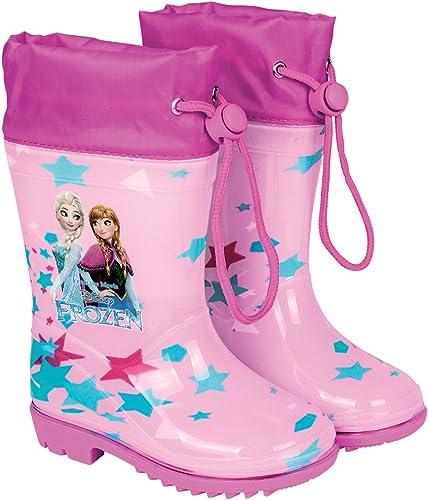 Stivali Stivaletti Pioggia Bambina Frozen Elsa Disney in