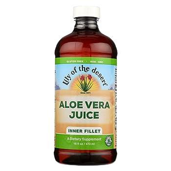 Lily of The Desert Inner Fillet 32-ounce Aloe Vera Juice