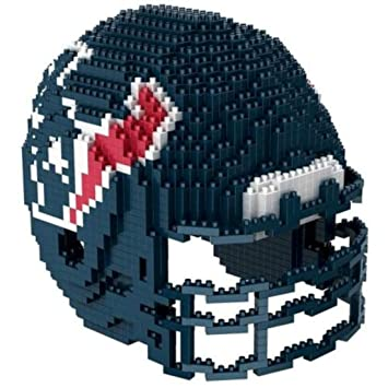 Houston Texans NFL Football Team 3d brxlz Casco Puzzle de casco: Amazon.es: Deportes y aire libre