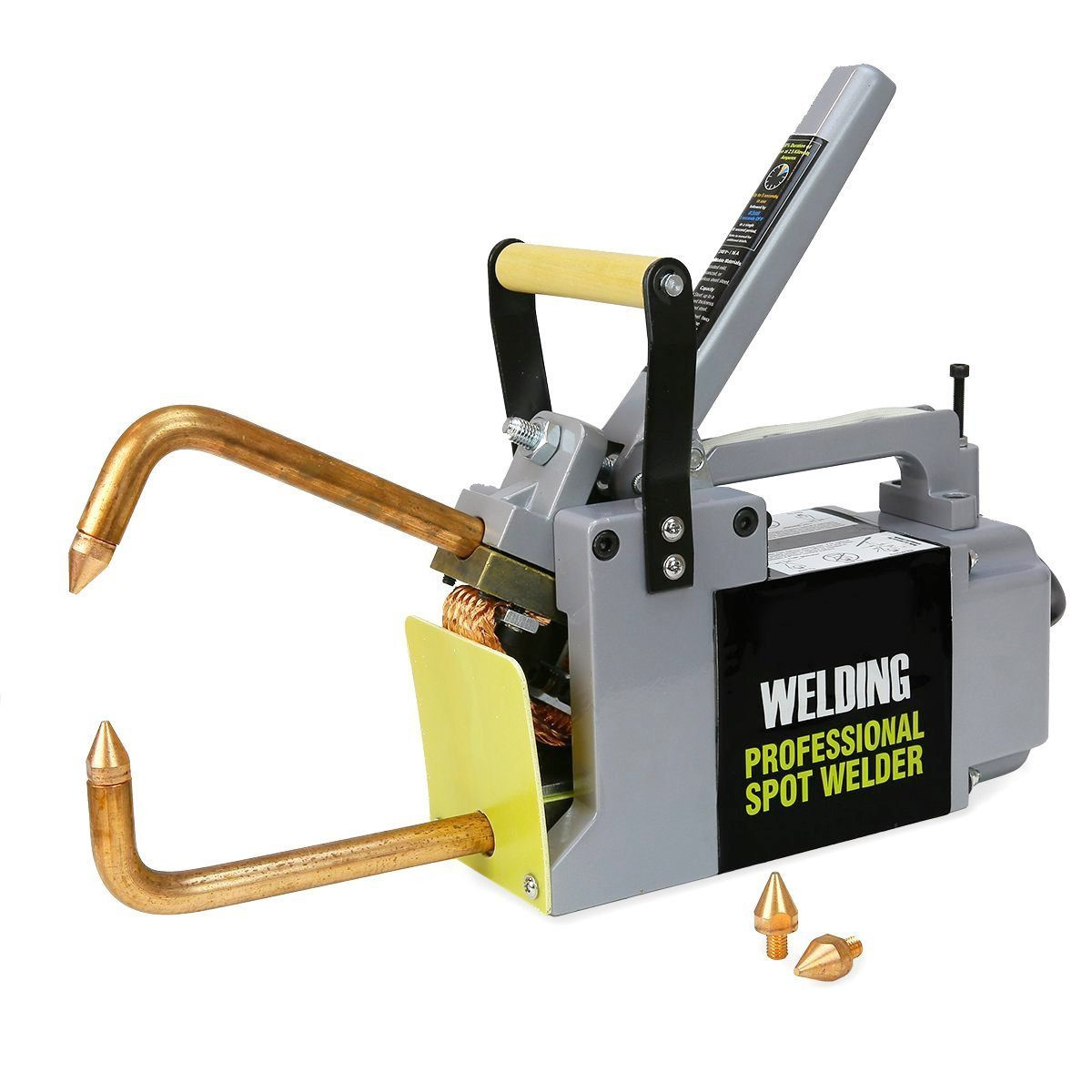 Professional Electric 120-Volt Spot Welder Welding Systems