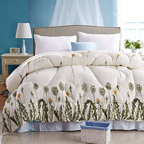 Love Forever Multicolor Comforter Down Alternative Comforter Cheap Comforter Teen Comforter Girls Comforter Discount Comforter, Queen Size